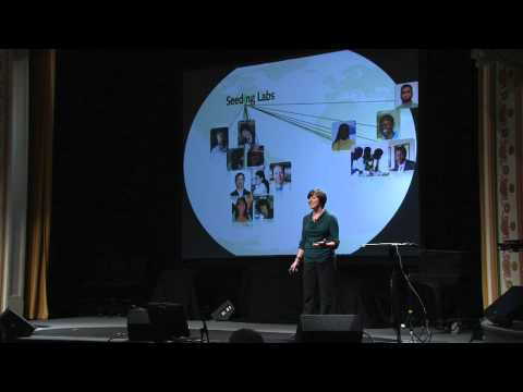 Nina Dudnik: Seeding Labs
