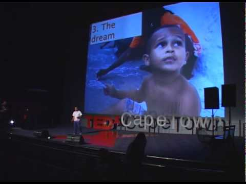 TEDxCapeTown: Nathan Daniel Heller - Playing To Change The World