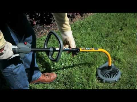 Ryobi 4-Cycle Curved Shaft Trimmer