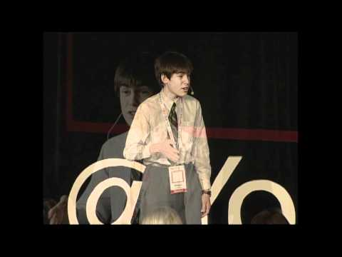 TEDxIB @ York - Michael Kourlas - Canadian Arctic