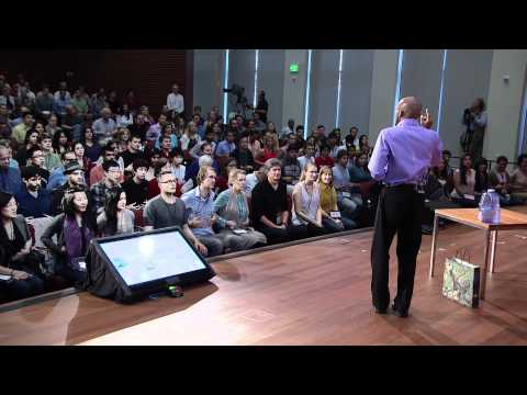 TEDxStanford - Louis Jackson - Learning to breathe