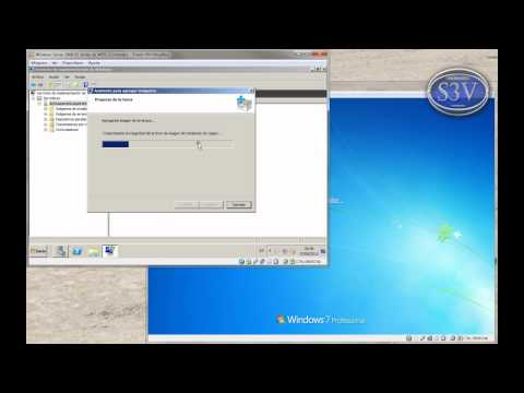 Windows Serevr 2008 - Servicios de Implementación de Windows