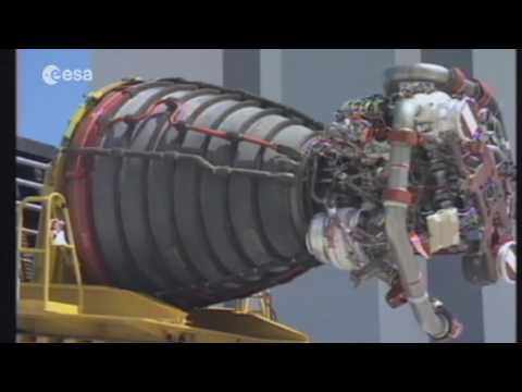 Shuttle engine removal