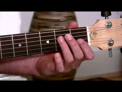 One Minute Changes (Guitar Lesson BC-124) Guitar for beginners Stage 2