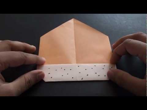 Origami Daily - 259: Easy Acorn - TCGames [HD]