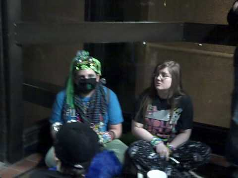 Video from Ohayocon in Columbus, Ohio