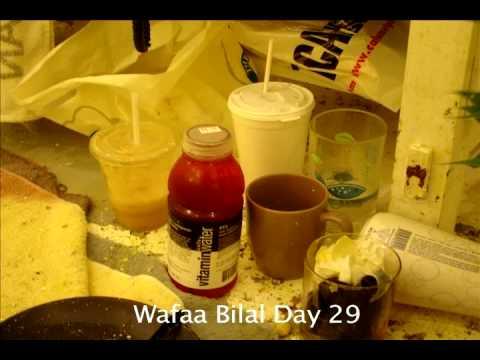The Paint Ball Project: Day 2; Artist Wafaa Bilal