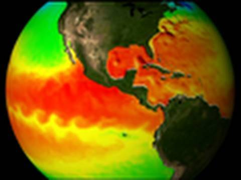 NASA | Taking Earth's Temperature