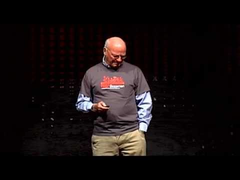 The Rainmaker Named Sue: David Sands at TEDxBozeman
