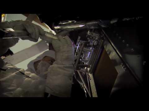 NASA | Hubble SM4 Trailer