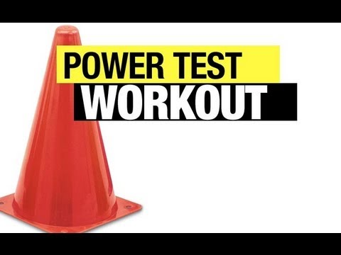 Power Workout Test - POWER, SPEED, STAMINA in One Exercise