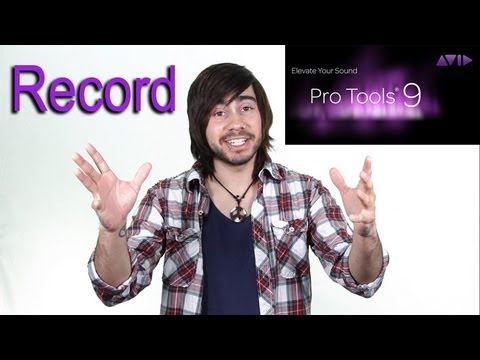 Songwriter Template - Pro Tools 9