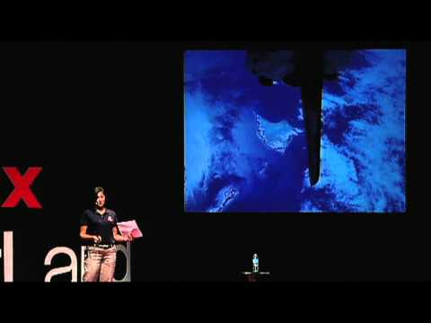 The Glass Floor: Reaching for the stars: Nicole Stott at TEDxSugarLand