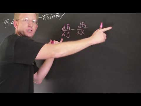 Conservative vector field test.mov