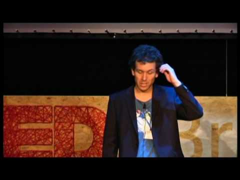 TEDxBratislava -  Martin Beťko - Around the globe in an oldtimer Skoda