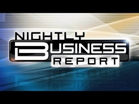 August 1, 2011 - Full Episode | Nightly Business Report | PBS