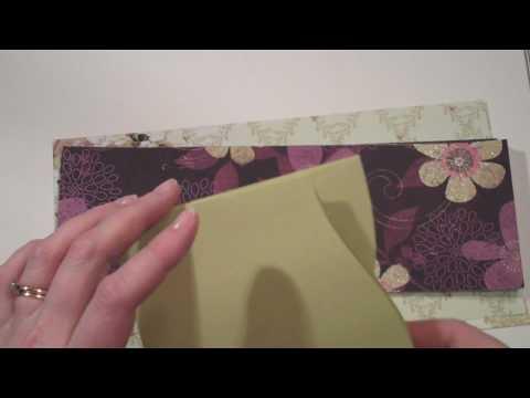 Jazmyne Wavy Envelope Mini Album Kit