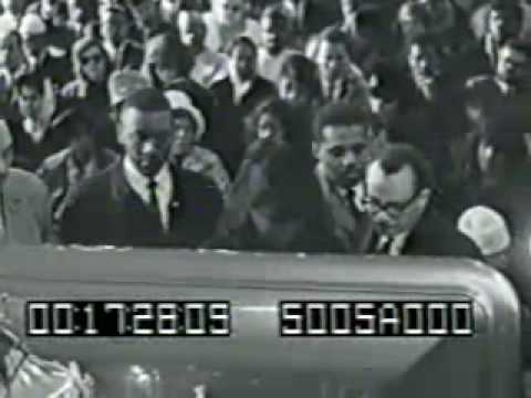 The Burial of Malcolm X