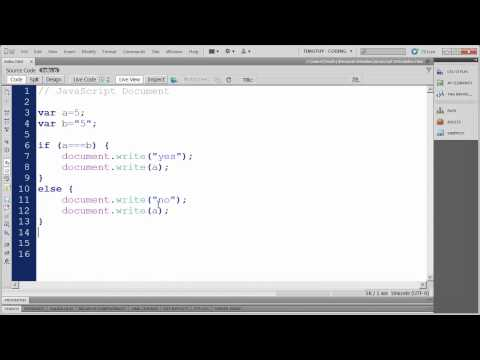 9 - Using the JavaScript noscript tag
