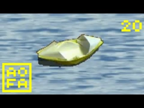 How to make an Origami Boat (Sampan) ...for all (20)