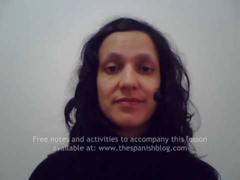 Intermediate Spanish Lesson 73 Indicativo Or Subjuntivo When Expressing Opinion (Part 3)