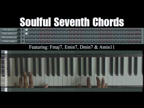 Soulful Seventh Chords - Pseudo Sampling FLStudio Beat