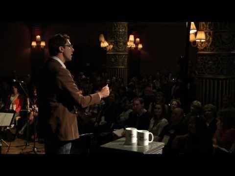 TEDxManhattan - Josh Viertel - Building a Slow Food Nation