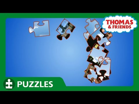 Thomas & Friends: Engine Puzzle #8 - UK