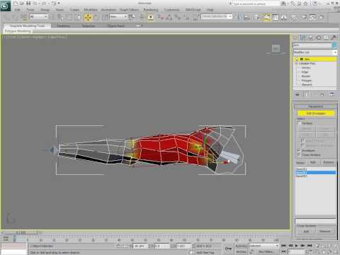 Skinning a Model - Part 1