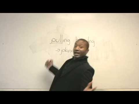 Phrasal Verbs in English - PULL
