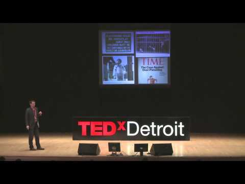 TEDxDetroit 2011 - Dr  Anthony Debenedet - The Art of Roughhousing