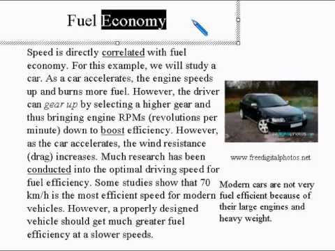 Advanced Learning English Lesson 5 - Speed and Efficiency - Vocabulary and Pronunciation