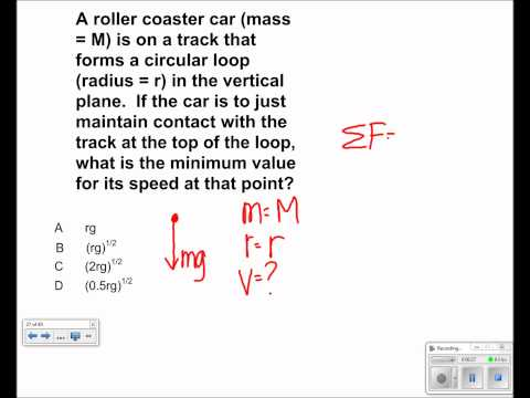 Uniform Circular Motion Presentation #44