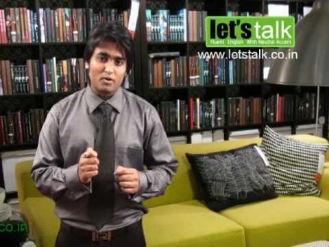 Tips for an Extempore - Lets Talk English Speaking & Personality Development Training