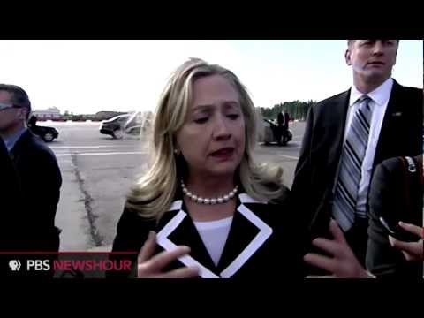 Secretary of State Hillary Clinton Reacts to Supreme Court Decision Upholding Affordable Care Act