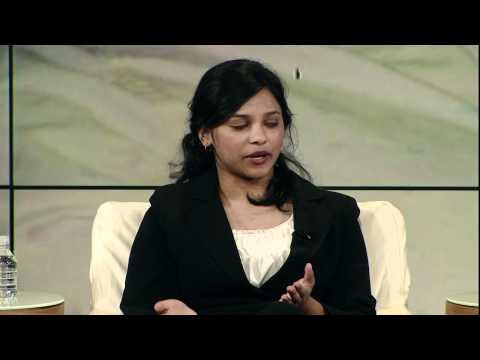 Highlights - Spirit of the time - Shree Bose at Zeitgeist Americas 2011
