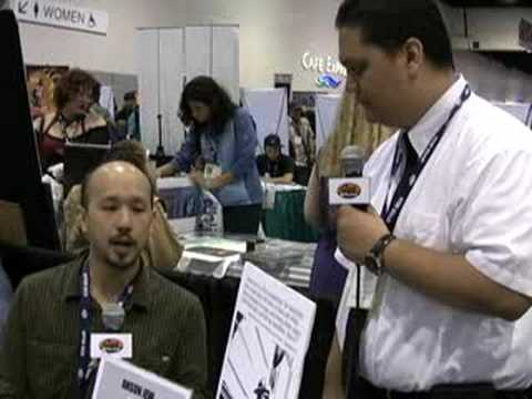 Geek Squad at Comic-Con '08: Anson Jew