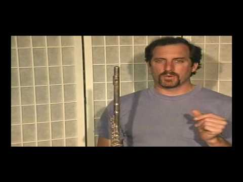 "Flute Lesson - How to play ""Twinkle Star"" by Mozart"