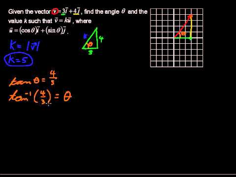 What are Vectors? - Calculus Tips