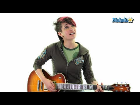 """How to Play """"Motivation"""" by Kelly Rowland ft. Lil Wayne on Guitar"""