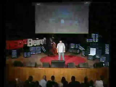 TEDxBeirut - Daniel Habib & Tony Oudaimy - Warrior