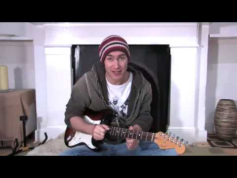 Action and basic guitar set ups (Guitar Lesson BC-164) Guitar for beginners Stage 6