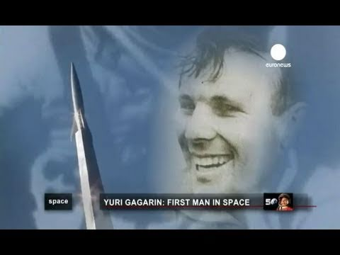 ESA Euronews: First Man in Space