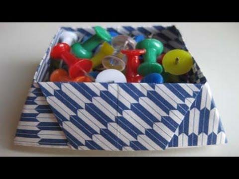 Origami Daily - 397: Dish\Tray - TCGames [HD]