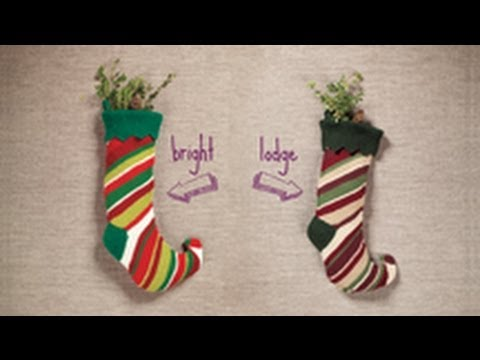 Designer Interview - Elf Stocking