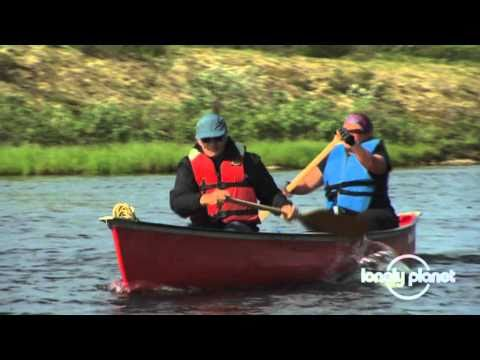Subsistence fishing at Pilgrim River, Alaska - Lonely Planet travel video