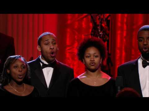 "IN PERFORMANCE AT THE WHITE HOUSE | Howard University Choir  ""Lord, I Don' Done"" 