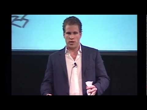 Innovation Culture Wars: Joe Lonsdale and Rosco Hill at TEDxNewWallStreet