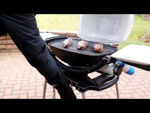 Weber Q 2-piece Grilling Tool Set