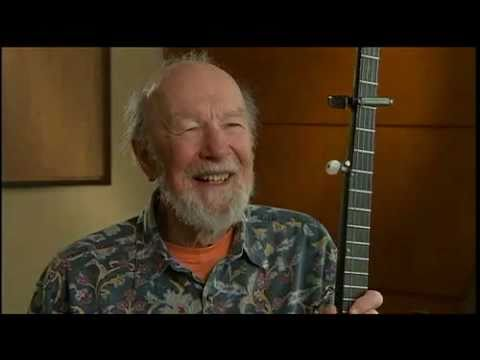 Pete Seeger's Advice to Smithsonian Folkways
